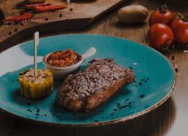 Горячие блюда из угольной печи Josper